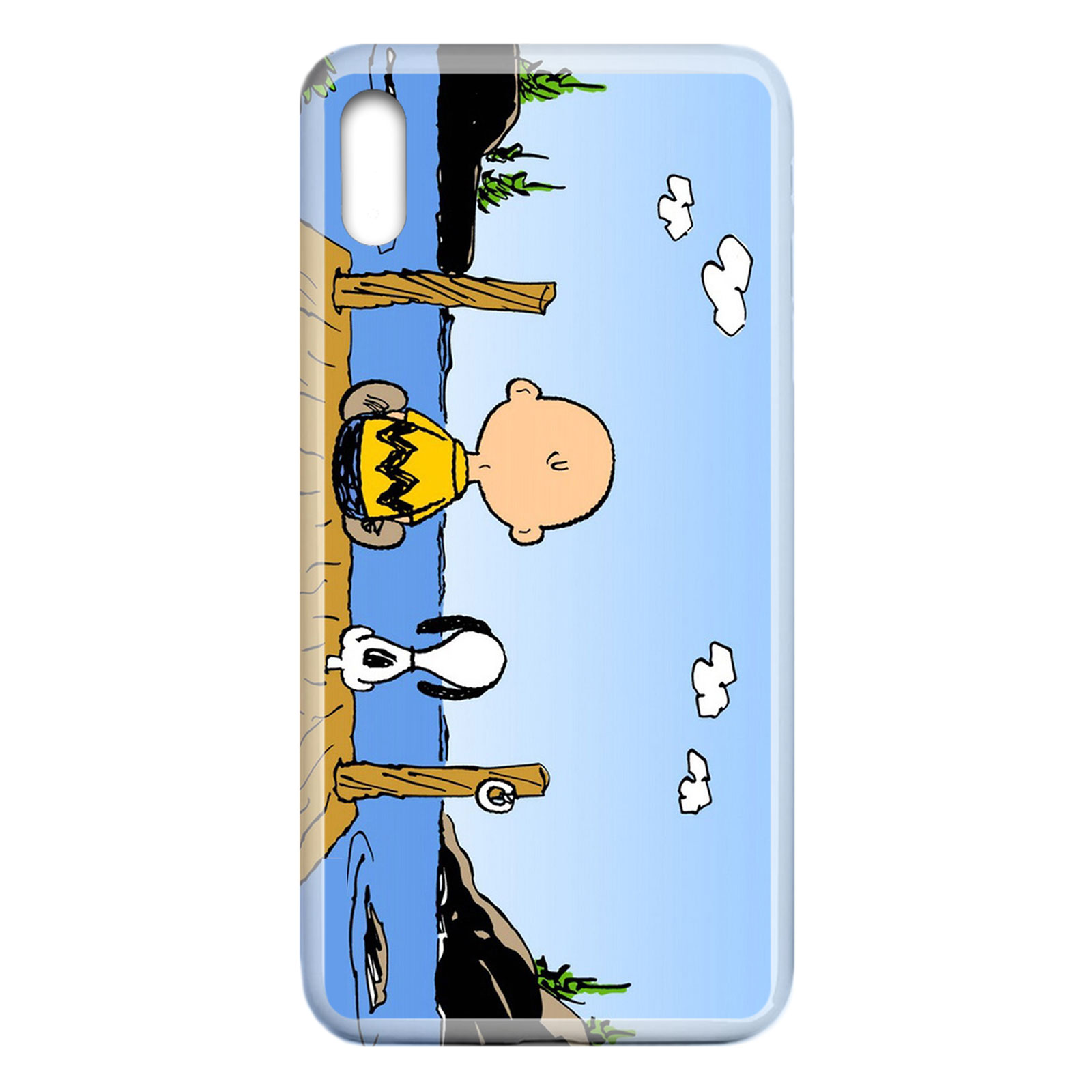 custodia iphone 6 plus snoopy