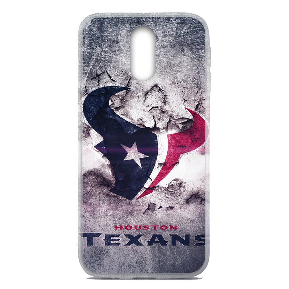 For OnePlus 6T / One+ 6T Flexible TPU Case Cover Houston